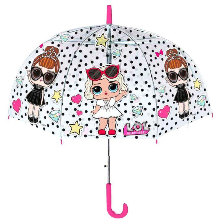 LOL Ombrello Trasparente