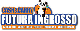 Futura Ingrosso - Cash and Carry Ingrosso Giocattoli, Articoli mare, Casalinghi, Festivity, Cancelleria.
