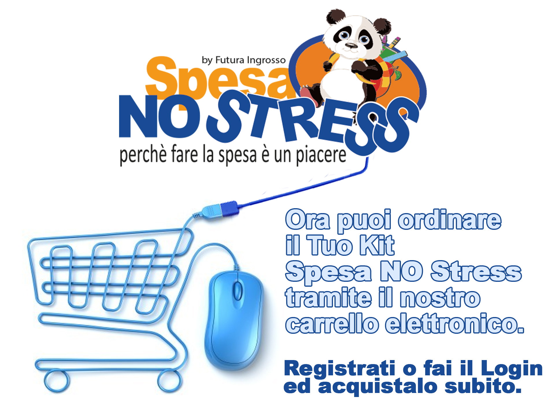 No Stress disponibile in ecommerce