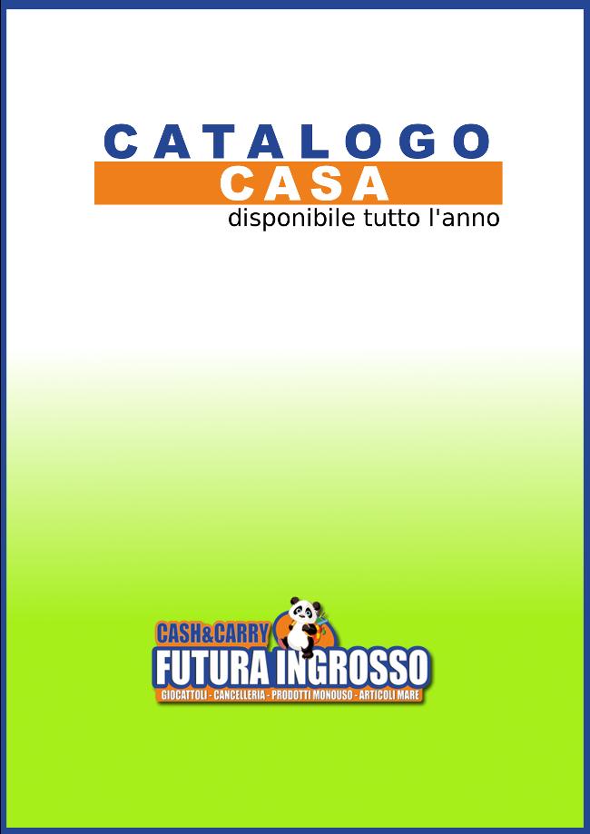 CATALOGO CASALINGO